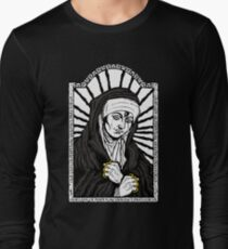 Our Lady of Perpetual Violence Long Sleeve T-Shirt