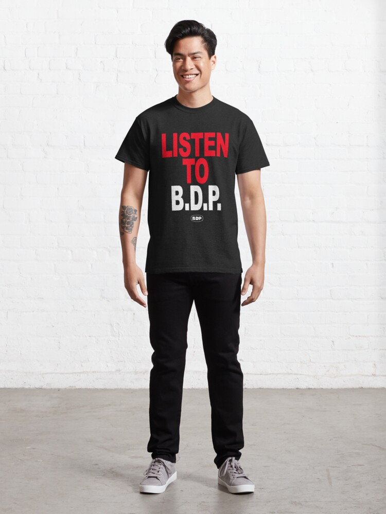 Alternate view of LSTN2BDP Classic T-Shirt