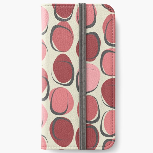 Pretty in Pink iPhone Wallet
