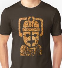 Rusting Cyberman Logo Slim Fit T-Shirt