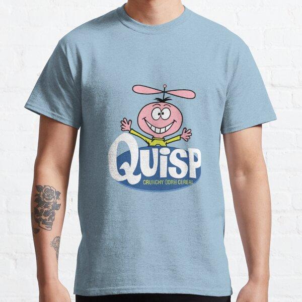 Quaker Quisp Retro Cereal design Classic T-Shirt