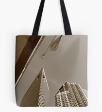 Chicago Cityscape Tote Bag