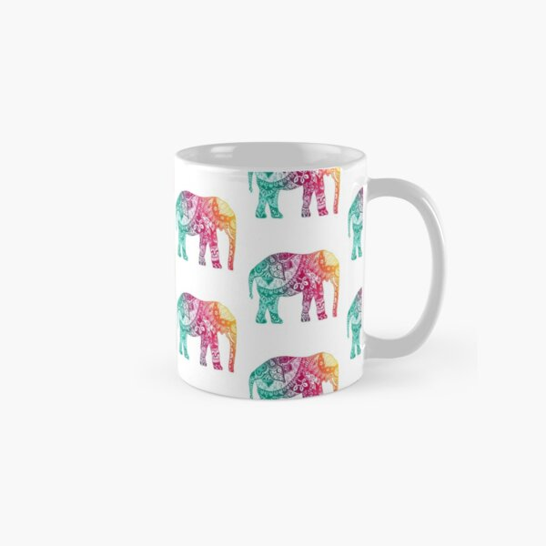 Warm Elephant Classic Mug