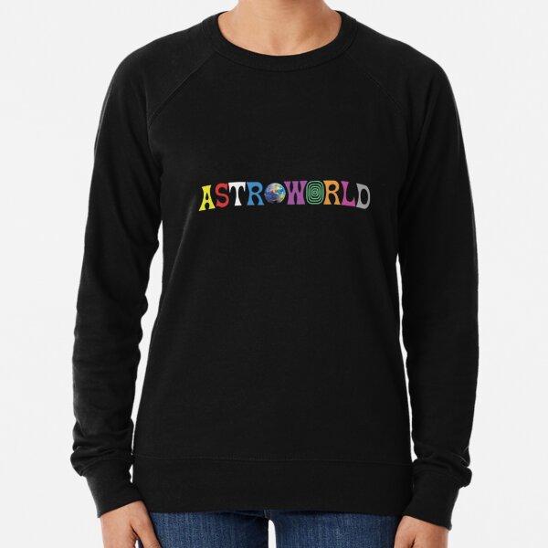 astroworld 21 Sweatshirt léger