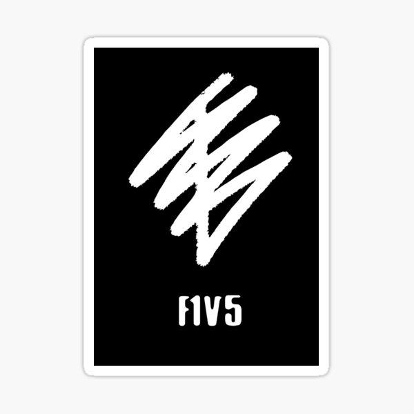 F1V5 Sticker