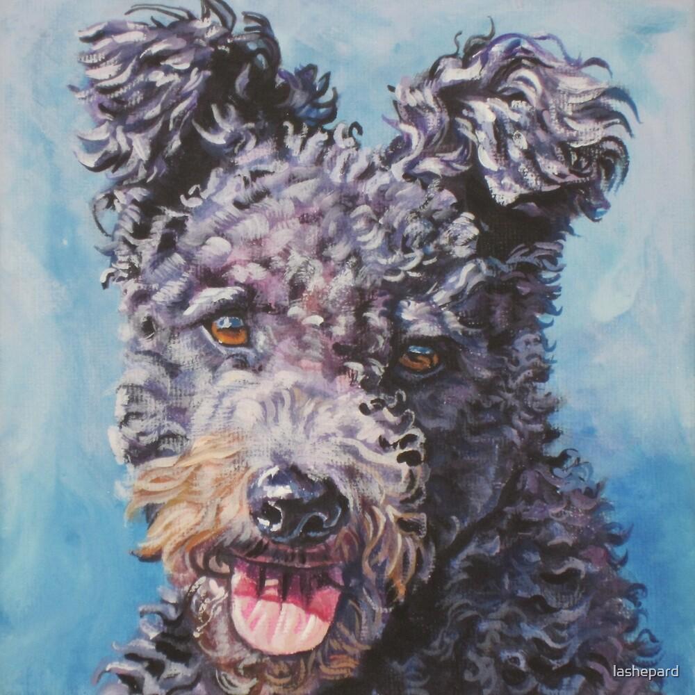 Pumi Fine Art Painting by lashepard