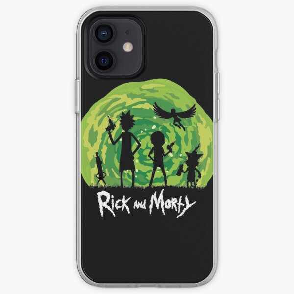 Schwifty Patrol Coque souple iPhone