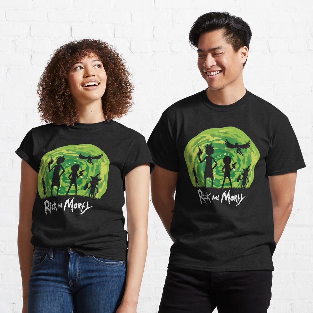 Schwifty Patrol Classic T-Shirt