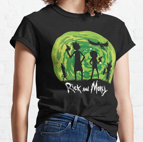 Patrulla Schwifty Camiseta clásica