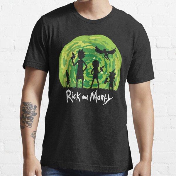 Schwifty Patrol Essential T-Shirt