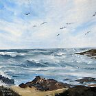 Summer at Grotto Bay by Marie Theron