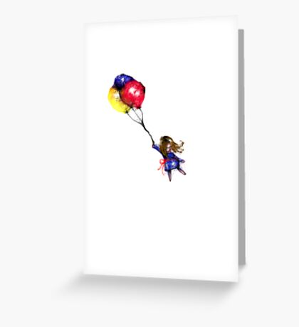 float Greeting Card