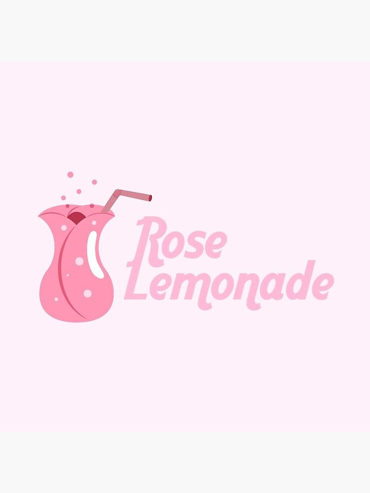 Rose Lemonade by galacticpixel