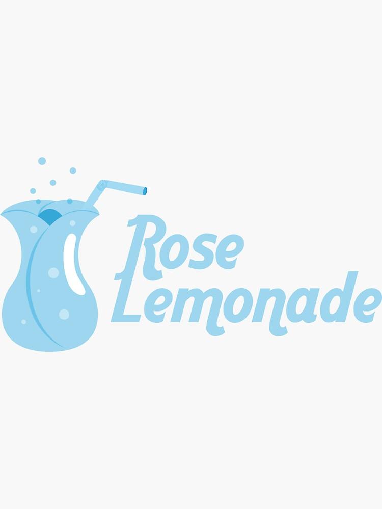Blue Rose Lemonade by galacticpixel