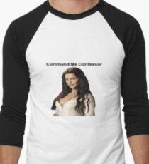 Command Me Confessor Men's Baseball ¾ T-Shirt
