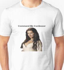 Command Me Confessor T-Shirt