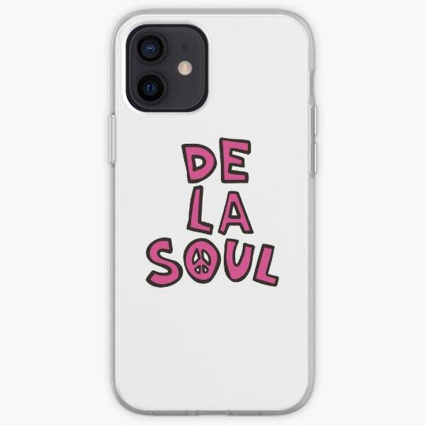 Best Seller De La Soul Merchandise iPhone Soft Case
