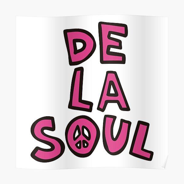 Best Seller De La Soul Merchandise Poster