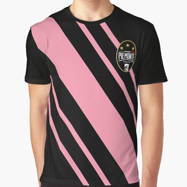 Piemonte Calcio - Home kit Graphic T-Shirt