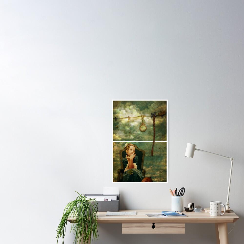 Rapunzel Dreams Poster
