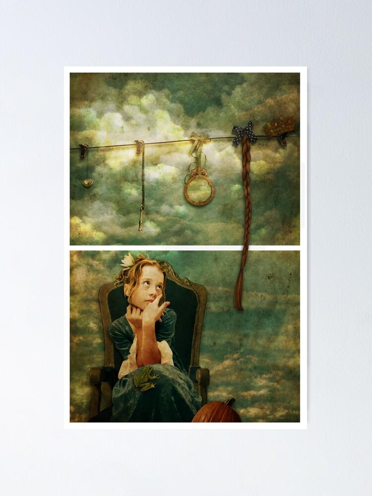 Alternate view of Rapunzel Dreams Poster