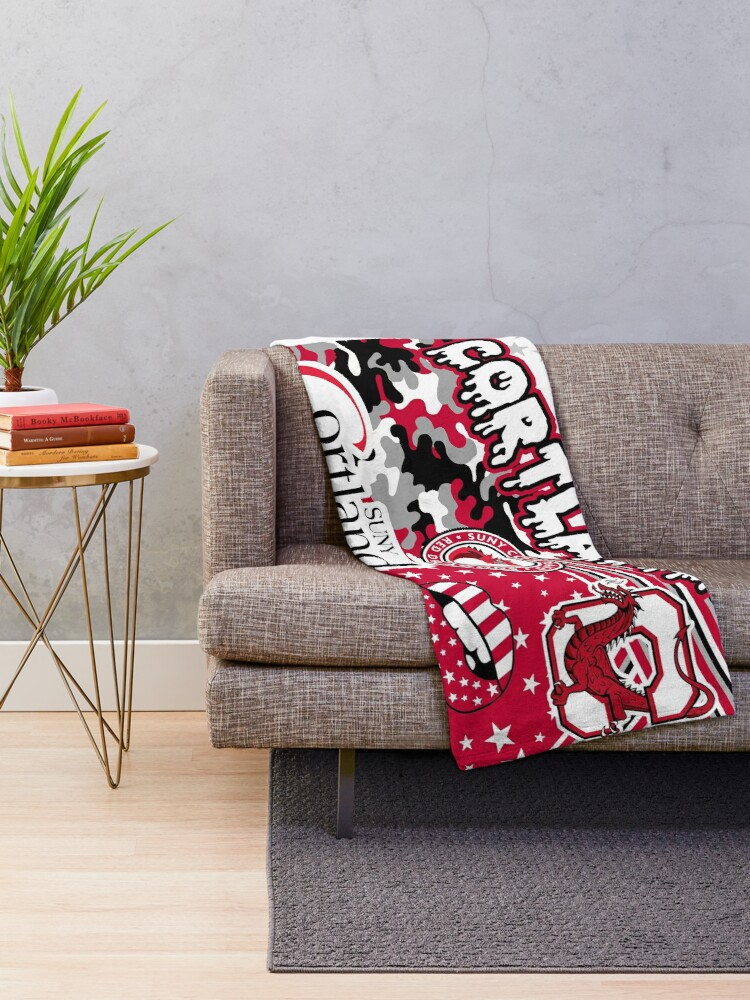 Alternate view of Cortland Throw Blanket