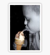 I Scream For Ice Cream! Sticker