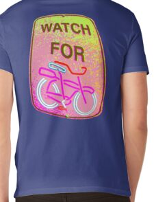 WATCH OUT!!! Mens V-Neck T-Shirt