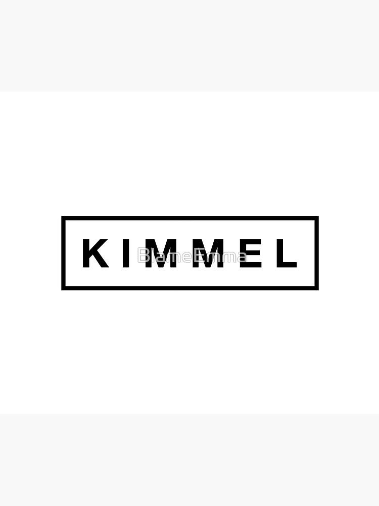 K I M M E L by BlameEmma