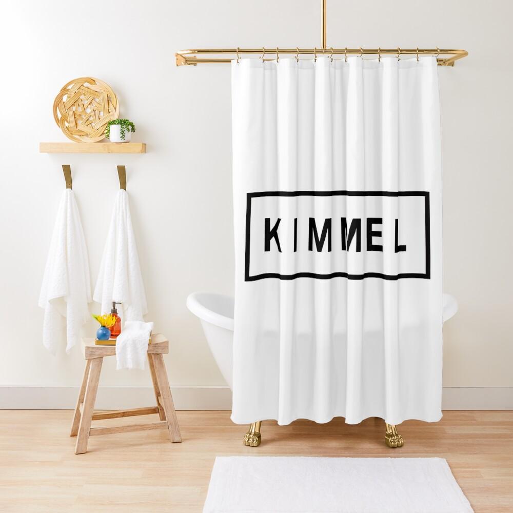 K I M M E L Shower Curtain