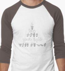 I Love Your Light - Spring Awakening Men's Baseball ¾ T-Shirt