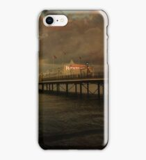 Paignton Pier iPhone Case/Skin