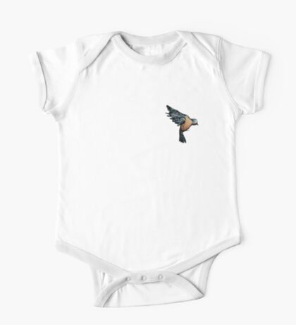 A Bird on the Heart Kids Clothes