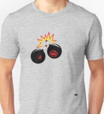 bombs tshirt by rogers bros Unisex T-Shirt