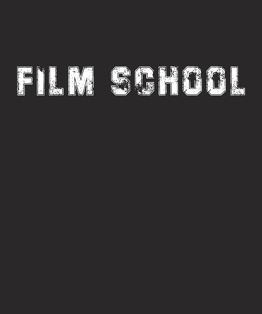 Film School University College by huxdesigns