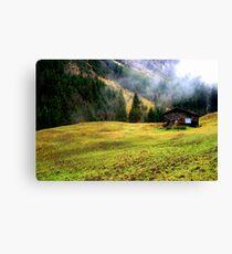 Suisse #2 Canvas Print