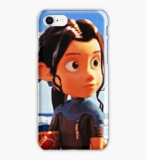 Capture the Flag iPhone Case/Skin