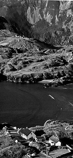 glen bay by conalmcginley
