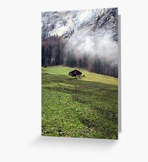 Suisse #6 Greeting Card