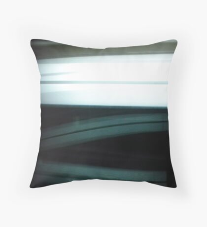 Light Stripes, A Guide Throw Pillow