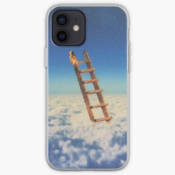 Más alto en la habitación Funda blanda para iPhone