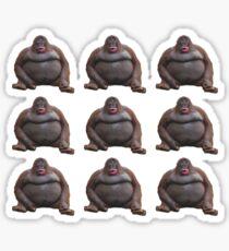 Le Monke Sticker   9 Pack Sticker