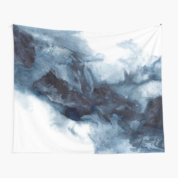 Indigo Depths No. 1 Tapestry