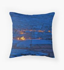 Glencolmcille  Throw Pillow
