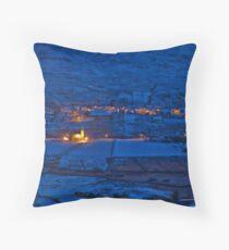 Glencolmcille  Throw Pillow