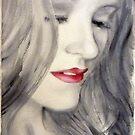A Portrait A Day 44 - Christina by Yevgenia Watts