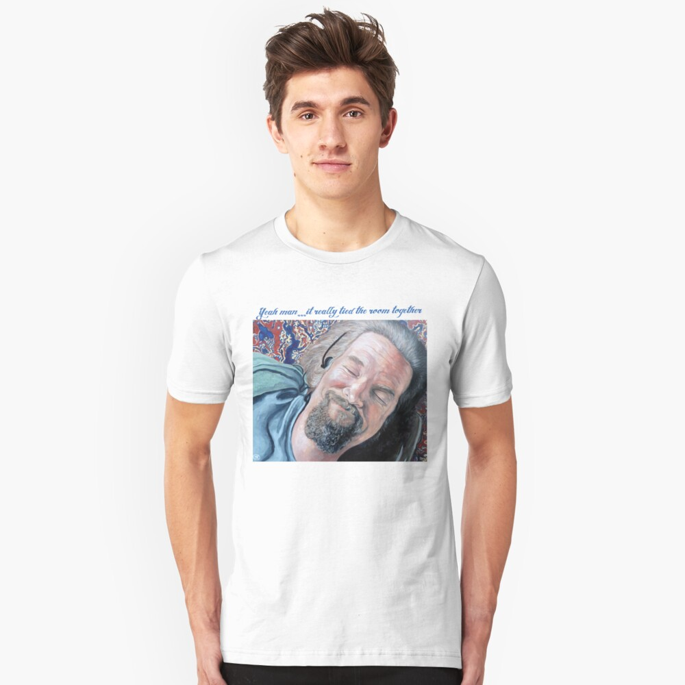 The Dude Slim Fit T-Shirt