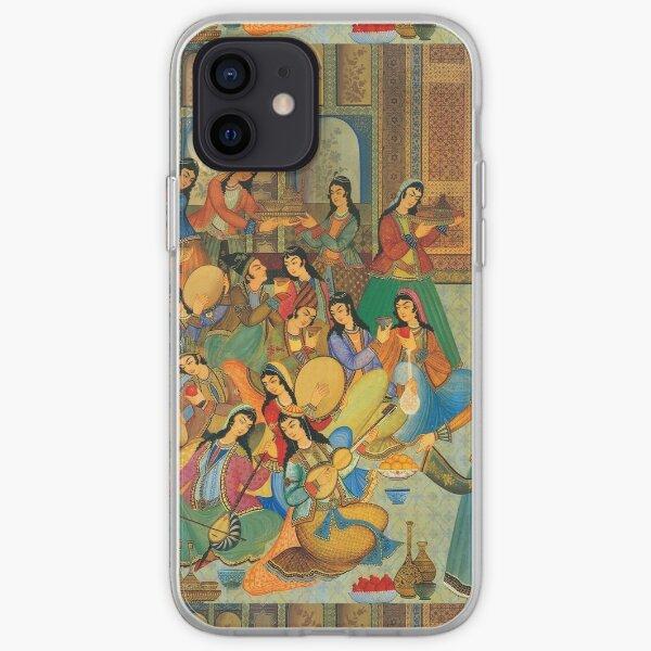 Persian ladies Dance iPhone Soft Case