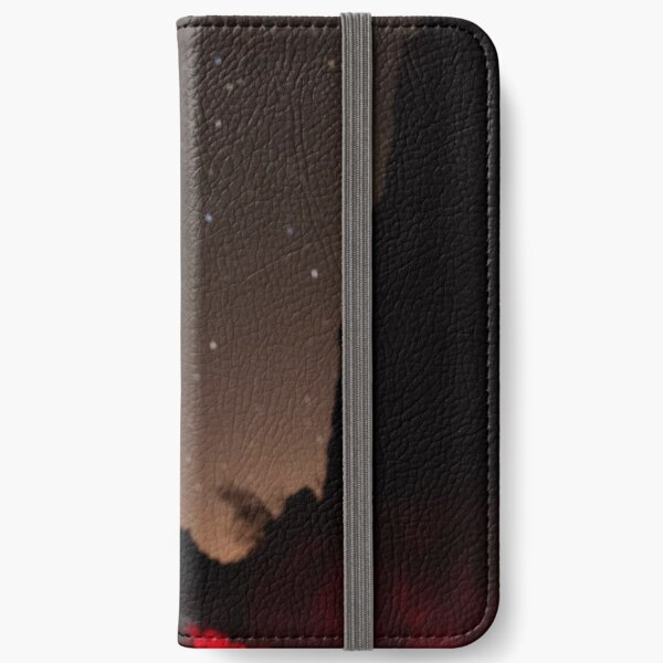 New Mexico Night iPhone Wallet