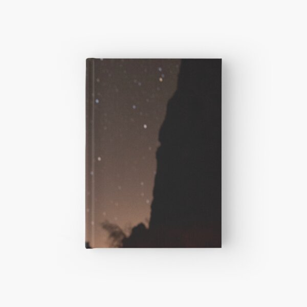 New Mexico Night Hardcover Journal